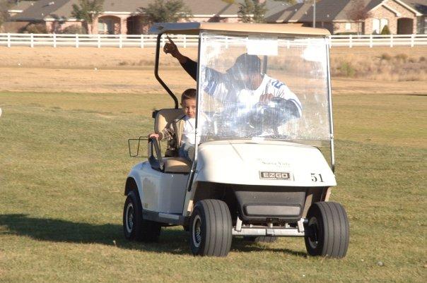 2008 Golf Cart National Champs !