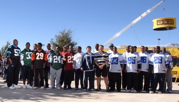 2008 Midland Teanm Cowboy & Team NFL