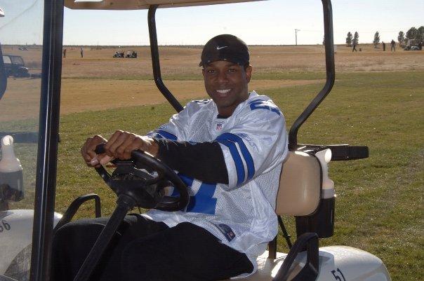 Mario Edwards 2008 Golf Cart Champion CHEATED!