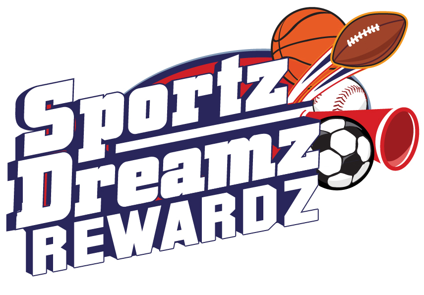 Sportz Dreamz Rewardz - Logo