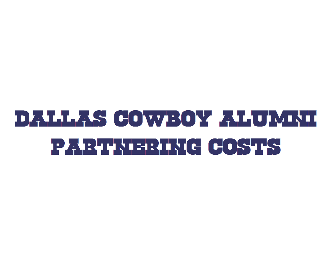 DallasCowbysPartneringCosts